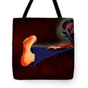 Fear Dream Tote Bag