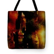 Fear On The Dark Tote Bag
