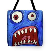 Fear-potentiated Startle Tote Bag