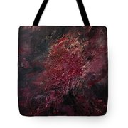 Fear Series, IIi Tote Bag by Daniel Hannih