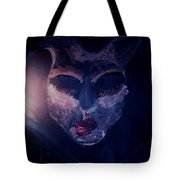 Fear Turns Into Compassion Tote Bag