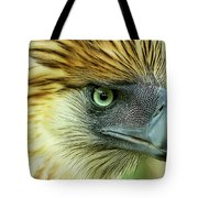 Fearless Philippine Eagle Tote Bag
