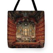 Feast Given By Cardinal De La Rochefoucauld  Tote Bag