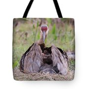 Feather Bed Tote Bag