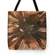 Feather Bloom Tote Bag