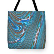 Feather Detail Tote Bag