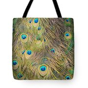 Feather Finesse Tote Bag