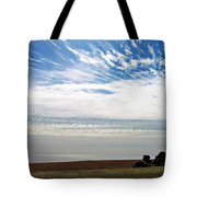 Featherclouds Tote Bag