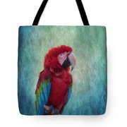 Feathered Friend Tote Bag