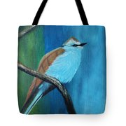 Feathered Friends Second In Series Tote Bag