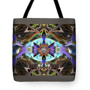 Feathered Nature Tote Bag
