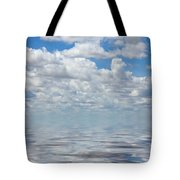 Featherly Tote Bag