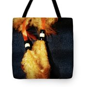Feathers Of A Dreamcatcher Tote Bag