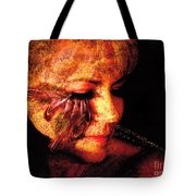 Feathers Of Beauty Tote Bag