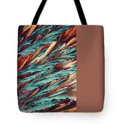 Feathers Of Crystal 2 Tote Bag