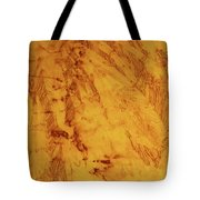 Feathers On The Wind Tote Bag