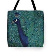 Feathery Fan Tote Bag