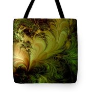 Feathery Fantasy Tote Bag