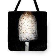Feathery Mushroom Tote Bag