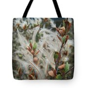 Feathery Styles Of Mountain Mahogany  Tote Bag