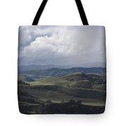 February  Rain Storm Tote Bag