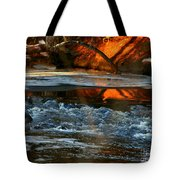 February Thaw In New England Tote Bag