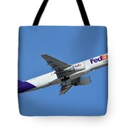 Fedex Express Boeing 757-230 N998fd Phoenix Sky Harbor January 19 2016  Tote Bag