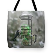 Feed The Hunger Tote Bag