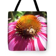 Feeding Off The Flower Tote Bag