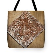 Feel - Tile Tote Bag