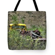 Feel Old All Over Tote Bag