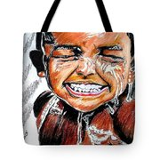 Feel On The Water Tote Bag