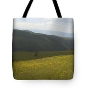 Feel Small Sometimes Tote Bag