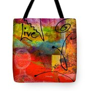 Feeling Alone And Invisible Tote Bag