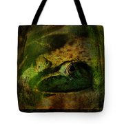 Feeling Froggy Tote Bag