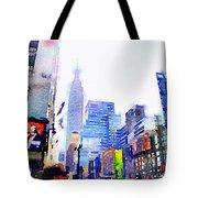Feeling New York Tote Bag