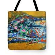 Feeling Of Summer Tote Bag