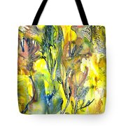 Feeling Of The Heart Tote Bag