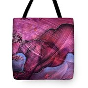 Feeling Sensuous Tote Bag