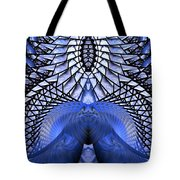 Feeling So Blue Tote Bag