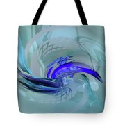 Feeling Tiffany Blue Tote Bag