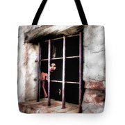 Feeling Trapped Tote Bag