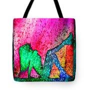 Feelings Explosion V3 Tote Bag