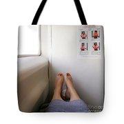 Feet Around The World #14 Tote Bag