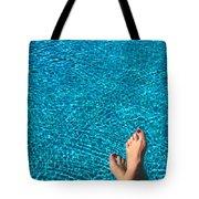 Feet Around The World #19 Tote Bag