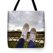 Feet Around The World #20 Tote Bag