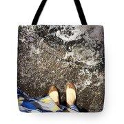 Feet Around The World #6 Tote Bag