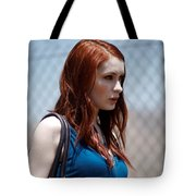 Felicia Day Tote Bag