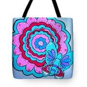 Felicity's Flower Tote Bag