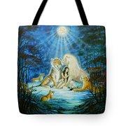 Feline Family... Love Tote Bag